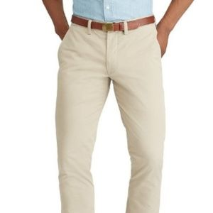 Polo Ralph Lauren Stretch Straight Fit Pants